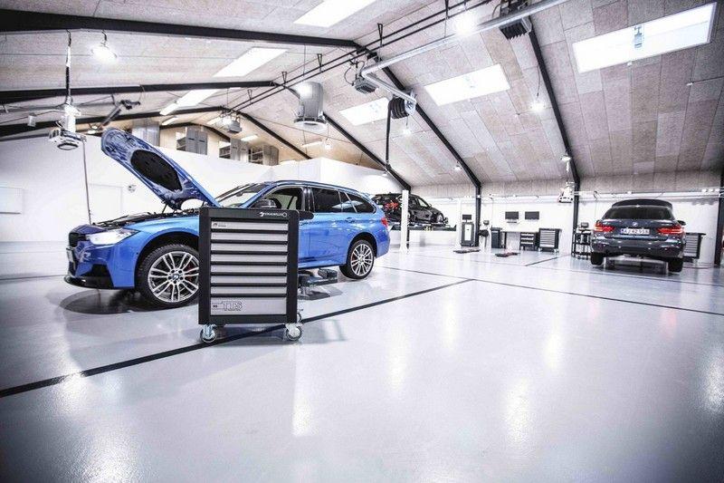 Kontakt et BMW værksted her online