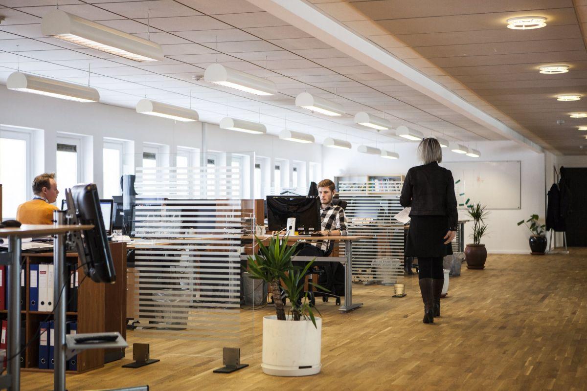 Købt brugt kontorudstyr i høj kvalitet